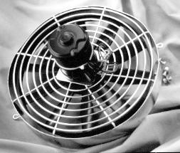 Hay Baler Knotter Fan