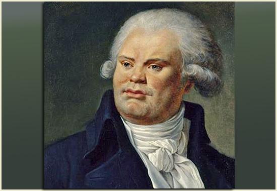 Georges Danton 1759-1794