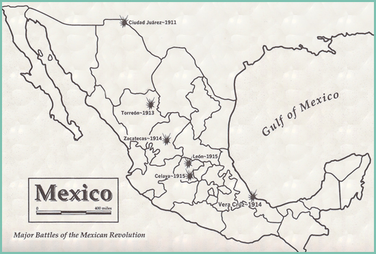 The Mexican Revolution 1910-1920