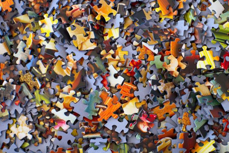 Finding God's WIll Can Be at Times Like Working a Puzzle.