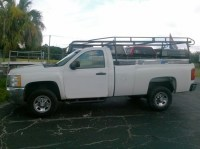 Kargo Master Truck Ladder Racks : New : Truck Accessories ...