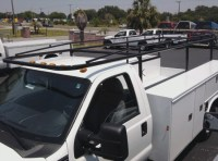 Utility Bed Ladder Racks : New : Truck Accessories : Emery ...