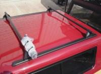 Yakima Truck Topper roof racks : New : Truck Accessories ...