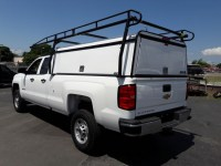 Kargomaster Truck Cap Ladder Rack : New : Truck ...