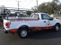 FORD F150 RACK - IT TRUCK LADDER RACKS OF FLORIDA : New ...
