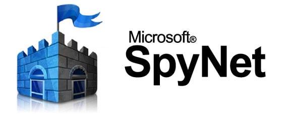 Microsoft Spynet: Comunidad de ayuda a la detección de spyware