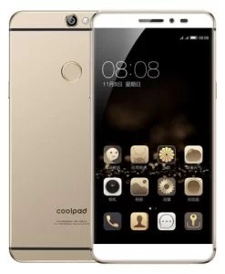 Coolpad max A8 on emi