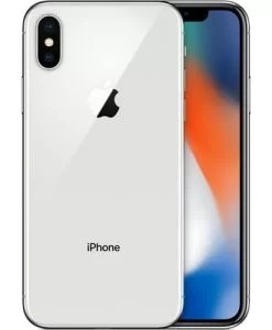 Apple iPhone X Silver