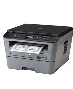 Brother DCP-L2520D Printer EMI Without Card