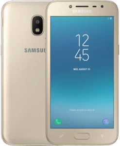 Samsung J2 (2018) On Zero Down Payment