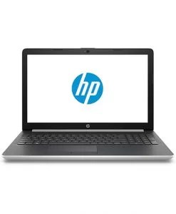 HP Laptop Silver Black