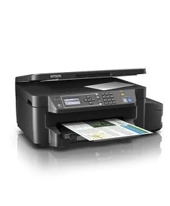Epson L605 WiFi Duplex Ink Tank Printer price in India