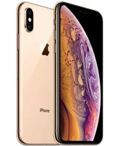 New iPhone XS gold Price In India