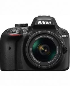 Nikon D3400 16GB Memory Card Camera on Finance
