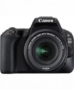 Canon EOS 200D DSLR Camera on EMI