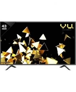 "VU 43"" Full HD LED TV On Zero Down Payment"
