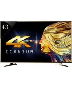 "VU 43"" Ultra HD Smart TV Price In India"