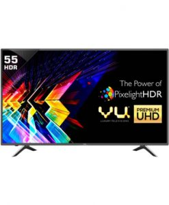 VU 140 cm (55 inch) Android Smart TV On EMI