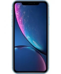 Apple iPhone XR Blue Cardless EMI