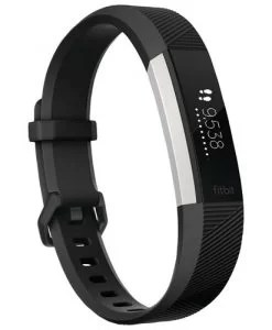 Fitbit Altra HR On EMI Without Credit Card-Black