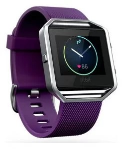 Fitbit Blaze Smart Fitness Watch On EMI-Large