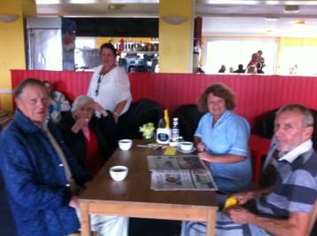 Afternoon Tea at Princes Park - 2013