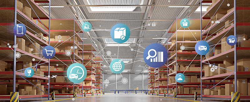 Industrial use of IoT