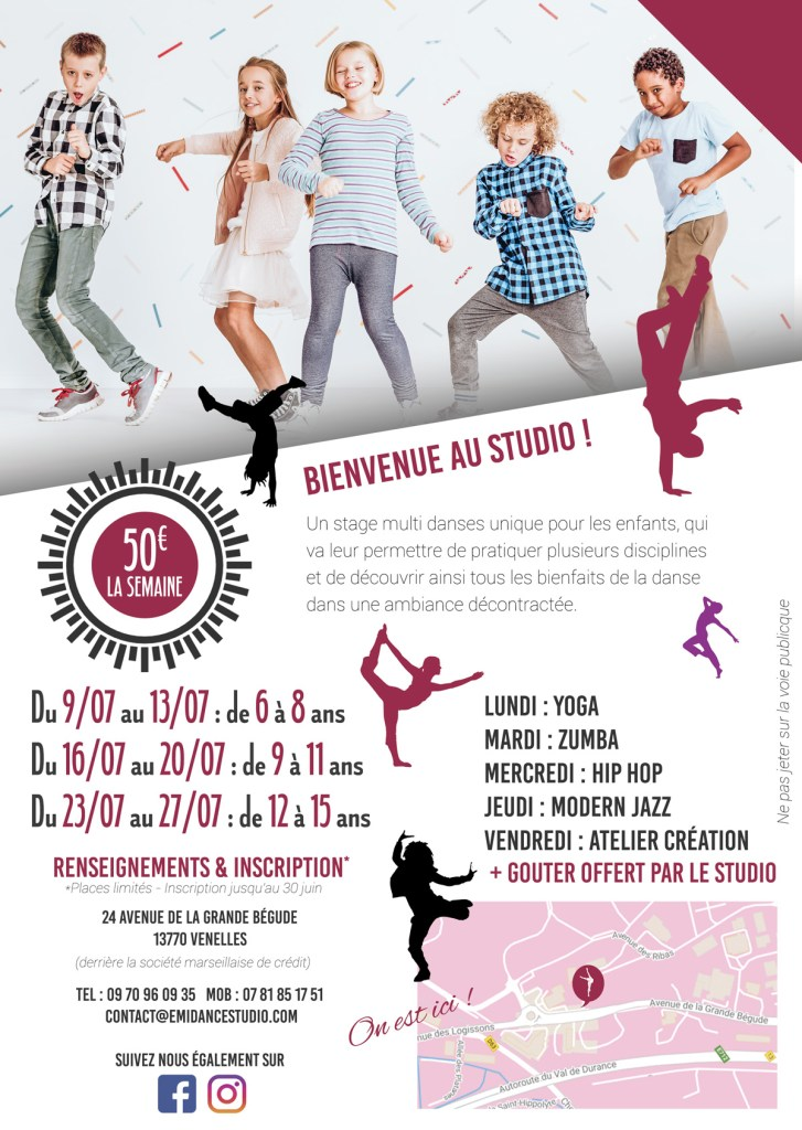 Summer Stages - Emi Dance Studio