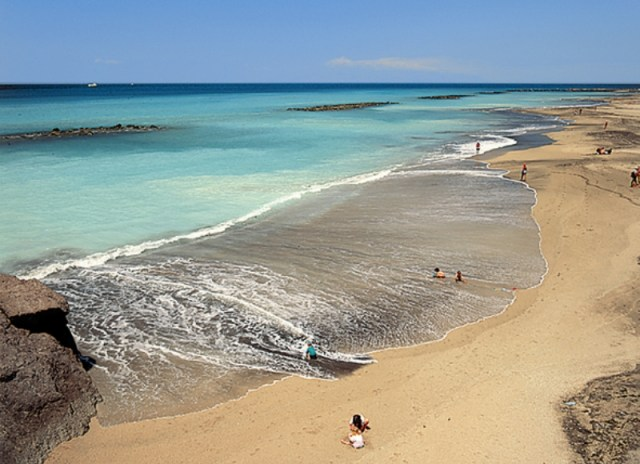 Tot Playa del Duque - culoarea apei nu este aşa mereu