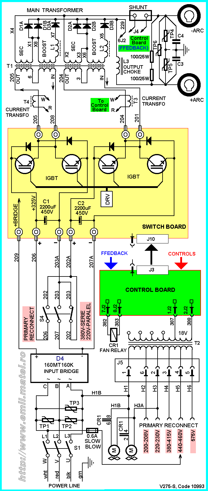 medium resolution of emilmatei igbt switch board schematic diagram of welding inverter inverter welding machine circuit diagram circuit diagram inverter welding machine