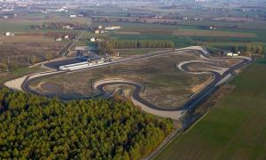 drive a ferrari in Modena on the track