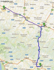 gourmet food tour from Florence