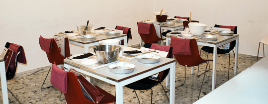 cooking school in Milan