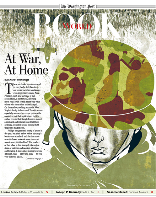 At War, At Home [img 1]