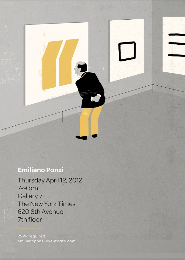 THE NEW YORK TIMES EXHIBITION APRIL 12- MAY 31, 2012 [img 21]