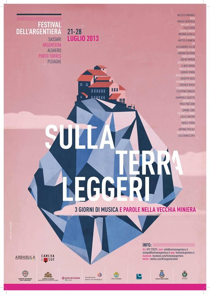 SULLA TERRA LEGGERI [img 1]