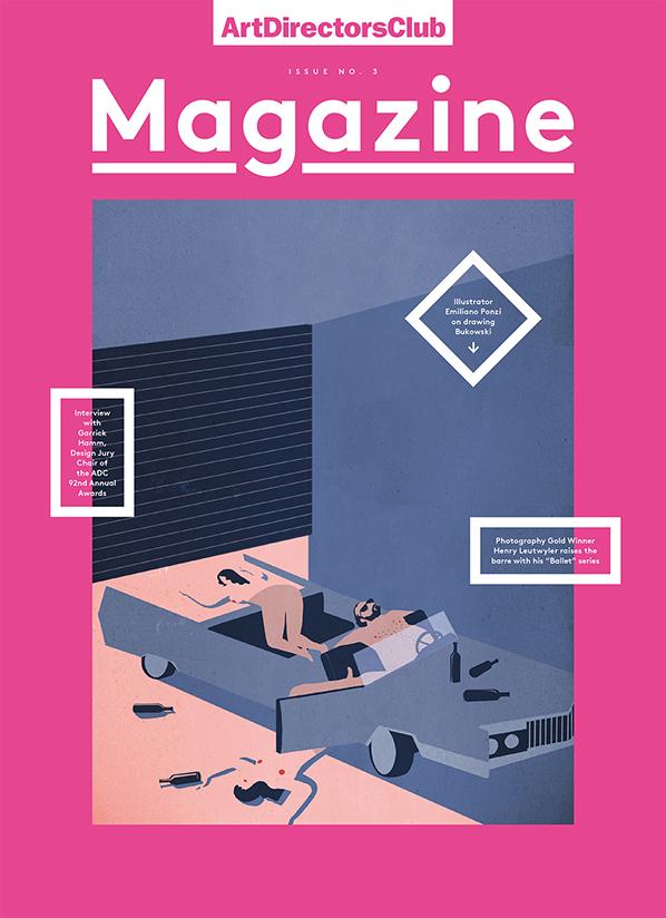 Art Directors Club  New York Magazine interview [img 1]