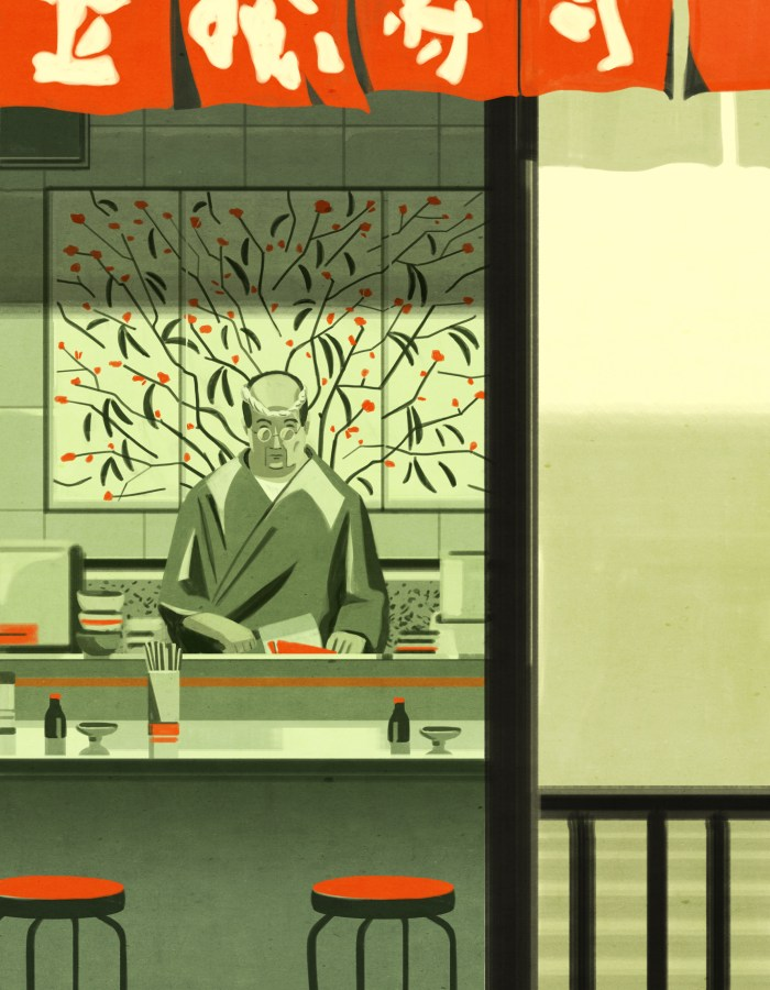 Internazionale illustratio Emiliano Ponzi