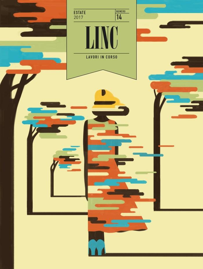 Linc Magazine Emiliano Ponzi