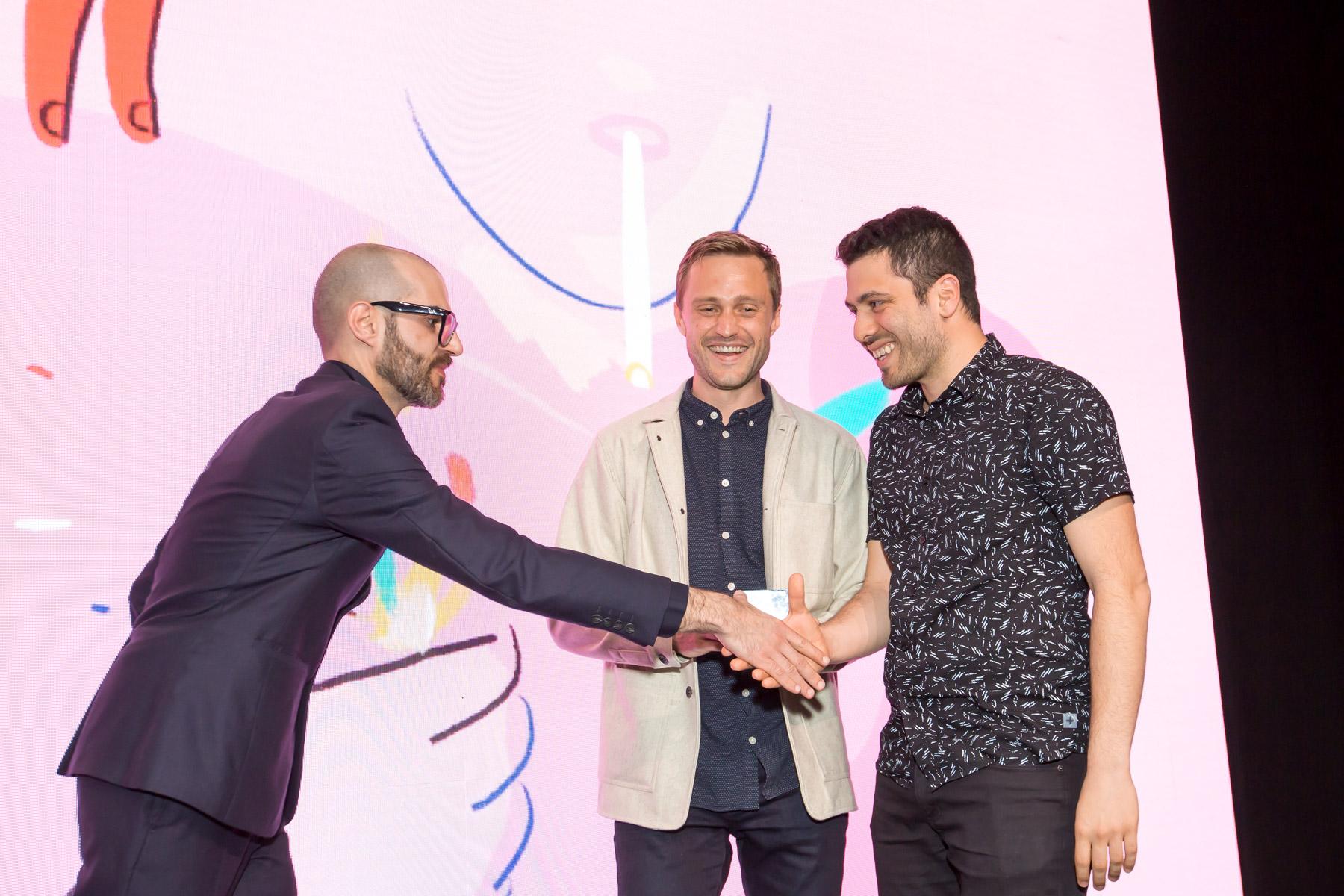 ADC Award NY Gala Ceremony, Emiliano Ponzi 6