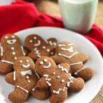 Vegan Gingerbread Cookies & BGB Community Secret Santa Exchange!
