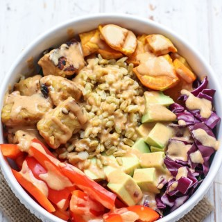 10 Healthy Vegan Lunches for Work (or School!)