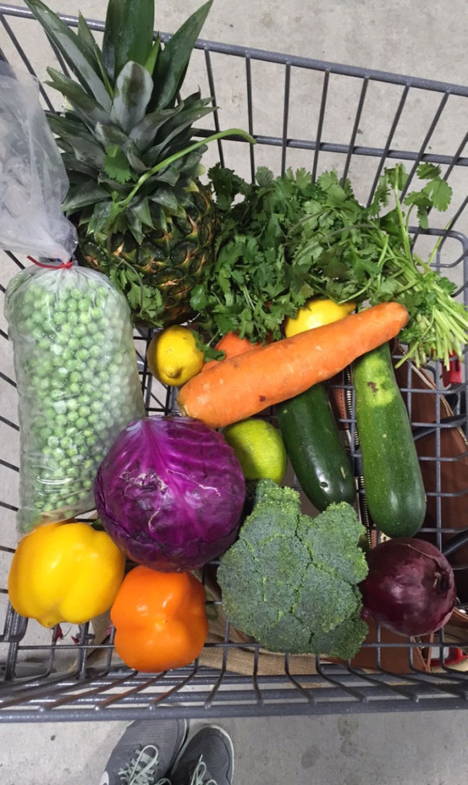 How To Be A Healthy Vegan In College Plus A Grocery List