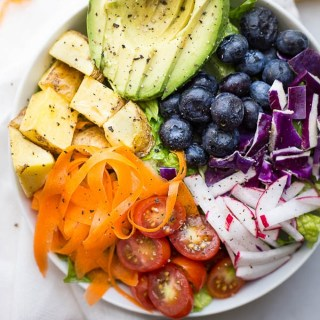 10 Vegan Lunch Bowls that are Easy to Pack