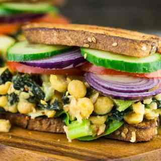 10 Vegan Sandwiches to Pack for Work or School