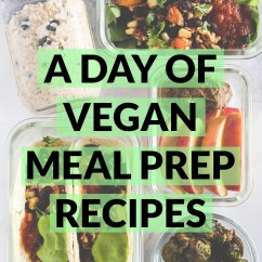 Honest Kitchen Force Accesories A Day Of Vegan Meal Prep Recipes | Emilie Eats