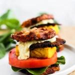Vegan Waffle Breakfast Sandwich