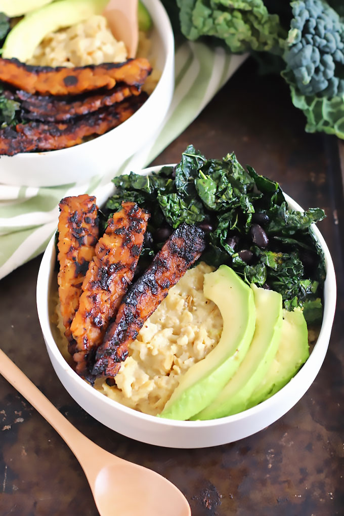 Have you ever tried tempeh? Try some of these 21 delicious vegan tempeh recipes to enjoy this protein-packed meat substitute. Gluten-free options!