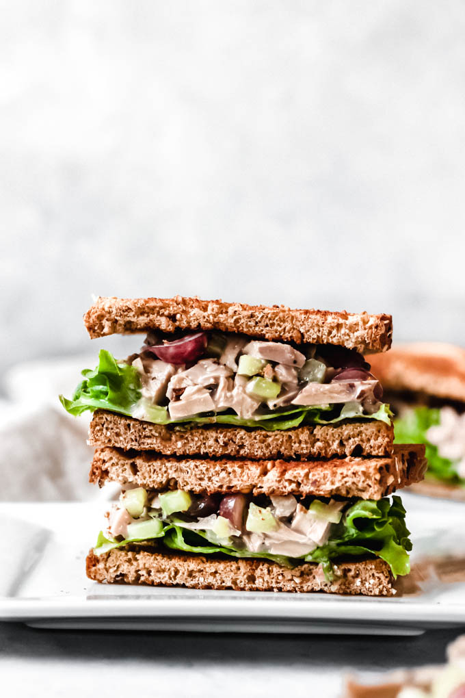 Vegan Chicken Salad