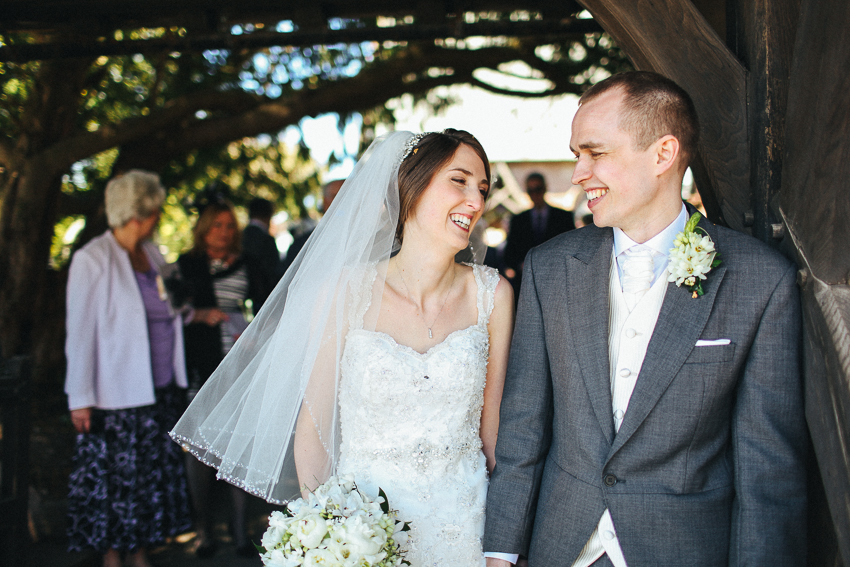 Relaxed North Wales Wedding Photographer